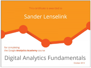 20131026_Digital-Analytics-Fundamentals_Certificate_201310
