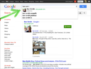 2LVW - Google+ Profile Search
