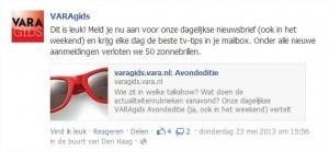 Facebook_actie_Vara